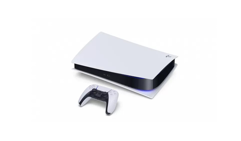 Sony Playstation 5 Blu Ray